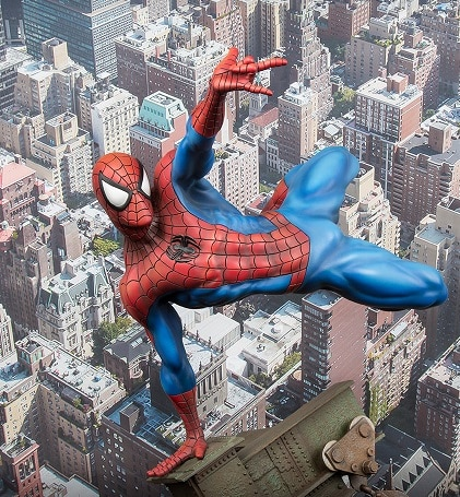 The Amazing Spider-Man Premium Format - SIDESHOW COLLECTIBLES