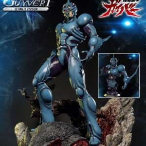 The Bioboosted Armor Guyver I Statue & Bust Ultimate Edition Set - PRIME 1 STUDIO
