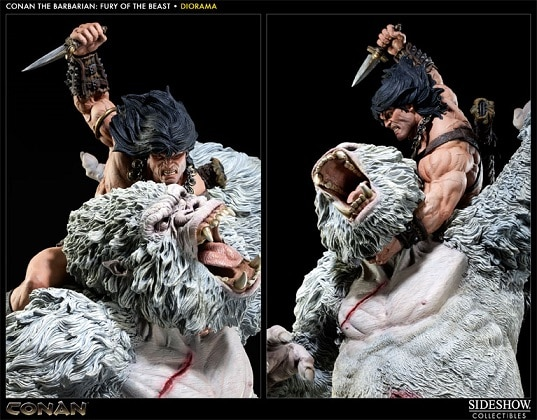 Conan the Barbarian: Fury of the Beast - SIDESHOW COLLECTIBLES