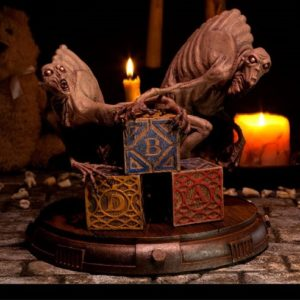 Dont Be Afraid of the Dark Polystone Diorama - SIDESHOW COLLECTIBLES