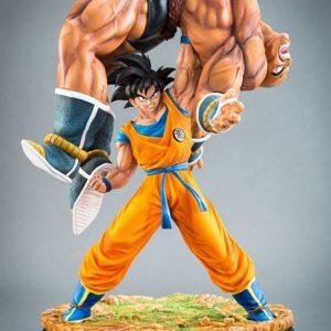 The Quiet Wrath of Son Goku NAPPA - DRAGON BALL Z - TSUME ART