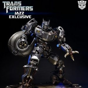 JAZZ Exclusive Version - TRANSFORMERS - PRIME 1 STUDIO