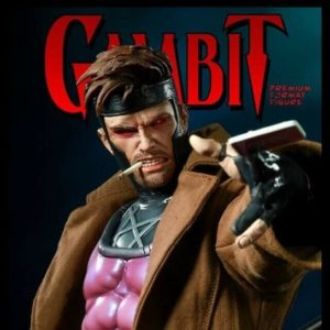 GAMBIT OG Premium Format Regular Version - SIDESHOW COLLECTIBLES