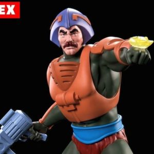 MAN AT ARMS Exclusive Version - MOTU (Musclor) - Pop Culture Shock PCS