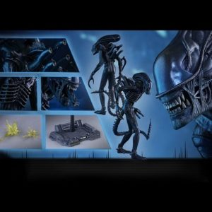 ALIEN WARRIOR MMS354 1/6 Scale figure - ALIENS - HOT TOYS