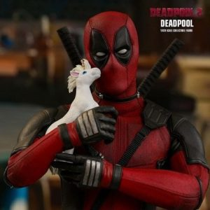 DEADPOOL 2 MMS 490 1/6 Scale figure- HOT TOYS