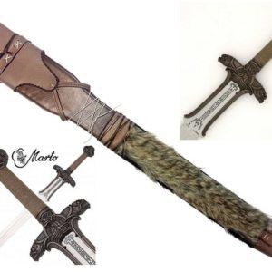 Epée Conan ATLANTEAN + Fourreau exclusif- Conan Le Barbare - MARTO Toledo