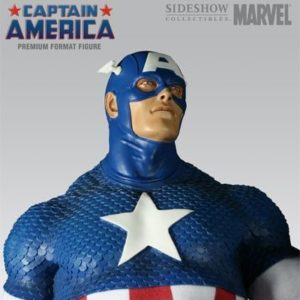 CAPTAIN AMERICA OG Premium Format Regular Version - SIDESHOW COLLECTIBLES
