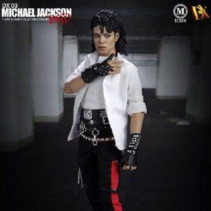 MICHAEL JACKSON BAD VERSION DX03 1/6 Scale figure - HOT TOYS