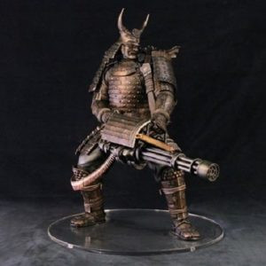 COLOSSAL SAMURAÏ Statue Sucker Punch - GENTLE GIANT