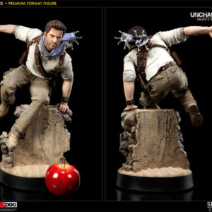 NATHAN DRAKE Premium Format - UNCHARTED - SIDESHOW COLLECTIBLES
