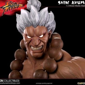 SHIN AKUMA 1:3 EXCLUSIVE VERSION - STREET FIGHTER - PCS Pop Culture Shock