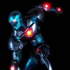 IRON MAN Comiquette Stealth Suit - SIDESHOW COLLECTIBLES