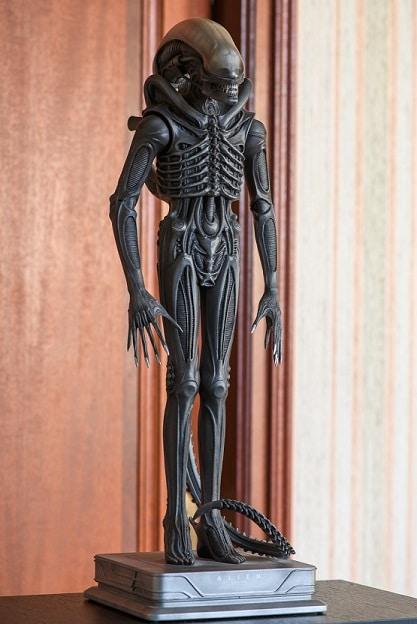 ALIEN BIG CHAP Statue 1/5 - H.R. GIGER - Yoshihiko Sano Roswell