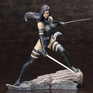 PSYLOCKE FINE ART STATUE X FORCE SERIES - MARVEL - KOTOBUKIYA