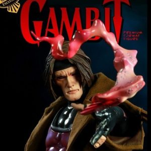 GAMBIT OG Premium Format EXCLUSIVE Version - SIDESHOW COLLECTIBLES