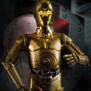 C3PO Premium Format - STAR WARS - SIDESHOW COLLECTIBLES