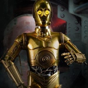 C-3PO Premium Format - STAR WARS - SIDESHOW COLLECTIBLES