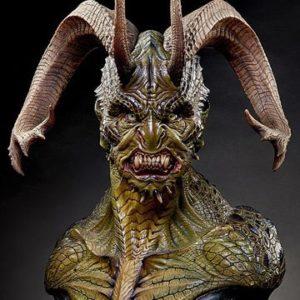 DRAXIAN Buste Wayne Anderson 1:1 Life size - ECC Elite Creature Collectibles