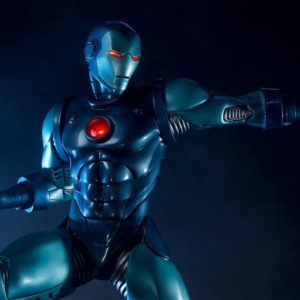 IRON MAN Statue Avengers Assemble Stealth Suit - SIDESHOW COLLECTIBLES