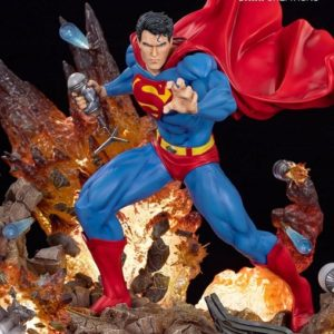 SUPERMAN: FOR TOMORROW STATUE – ONIRI CREATIONS