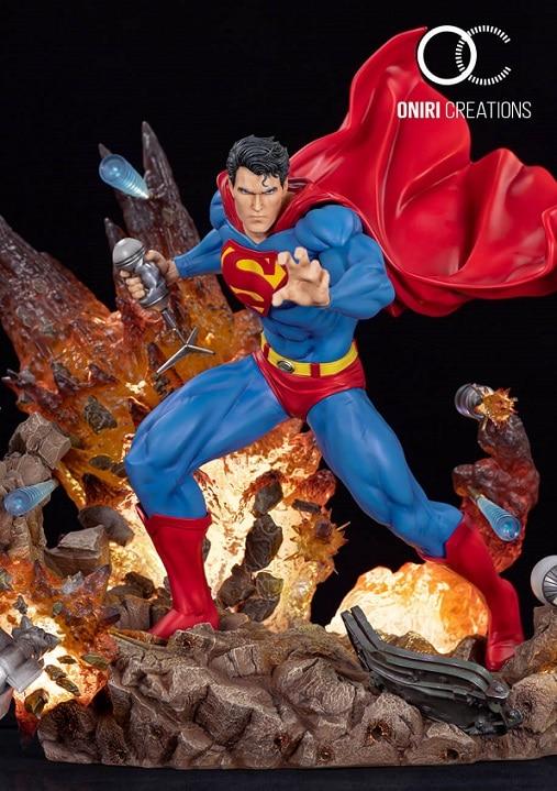 SUPERMAN: FOR TOMORROW STATUE – ONIRI CREATIONS