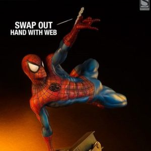 The Amazing Spider-Man Premium Format Exclusive Version- SIDESHOW COLLECTIBLES