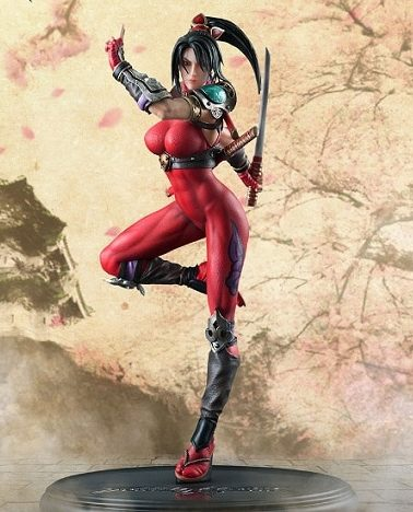 TAKI STATUE REGULAR VERSION – SOULCALIBUR II – F4F First For Figures