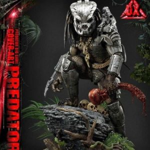 Big Game Cover Art Predator Deluxe Version - Prime 1 Studio