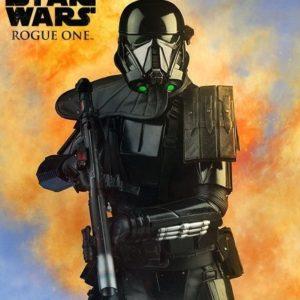 Death Trooper Specialist Premium Format Regular Version - STAR WARS - Sideshow Collectibles