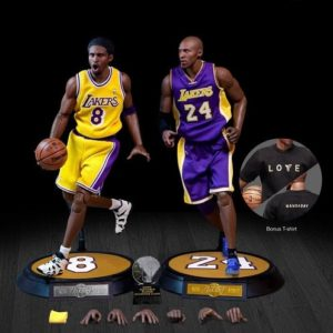 Kobe Bryant 1/6 NBA Collection figurine Real Masterpiece – ENTERBAY