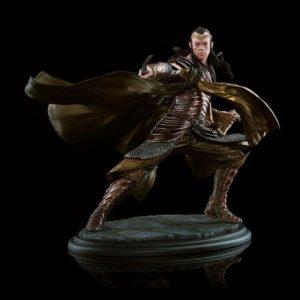 Lord Elrond at Dol-Guldur 1/6th Scale Statue - The Hobbit - WETA WORKSHOP
