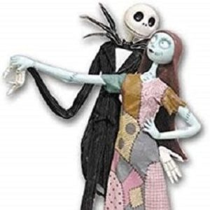 L'étrange Noël de Monsieur Jack : Dream Collection - Jack & Sally statue - JUN PLANNING
