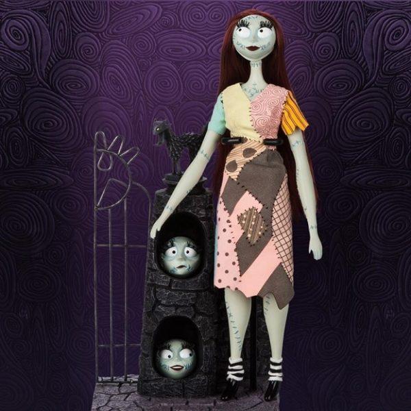 L'étrange Noël de Monsieur Jack : Sally 25th Anniversary Limited Edition Doll - DISNEYLAND