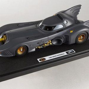 Batman 1989 Movie Batmobile Elite Collection 1/18e R1794 - HOT WHEELS