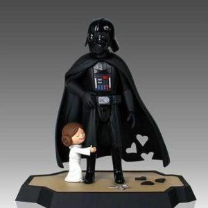 Jeffrey Brown's Darth Vader's Little Princess Maquette & Book - GENTLE GIANT
