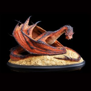 The Hobbit - The Desolation of Smaug: Smaug The Terrible - WETA WORKSHOP
