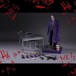Batman The Dark Knight: Joker DX11 2.0 - HOT TOYS
