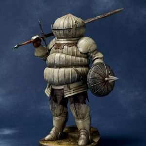 Dark Souls: Siegmeyer of Catarina SDCC 2017 Exclusive 1/6th scale Statue - GECCO