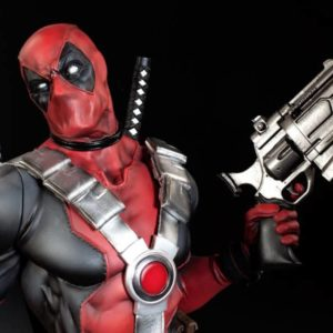 Deadpool Premium Format Figure - Sideshow Collectibles