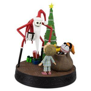 L'étrange Noël de Monsieur Jack : Disney Medium Figure - Santa Jack Skellington - DISNEYLAND