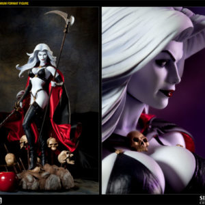 LADY DEATH Premium Format Collector Edition - Sideshow Collectibles