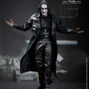 The Crow: Eric Draven 1/6th scale figure MMS 210 - HOT TOYS