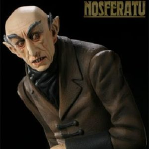 Nosferatu Statue - Universal Monsters - Sideshow Collectibles