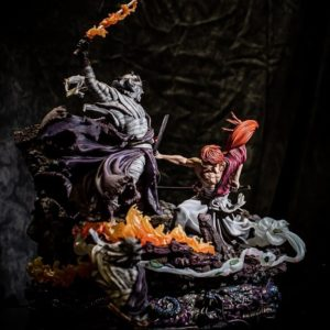 RUROUNI KENSHIN - KENSHIN VS SHISHIO 25TH ANNIVERSARY EDITION - FIGURAMA COLLECTORS
