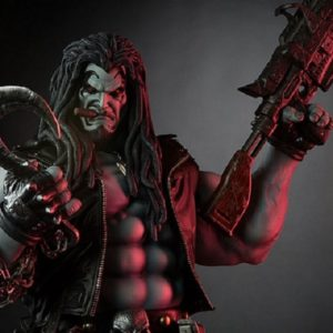 LOBO Premium Format Figure - SIDESHOW COLLECTIBLES