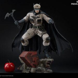 Batman Red Son Premium Format Figure - SIDESHOW COLLECTIBLES