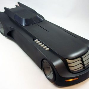 Batman The Animated Series - Batmobile (light-up) - DC COLLECTIBLES