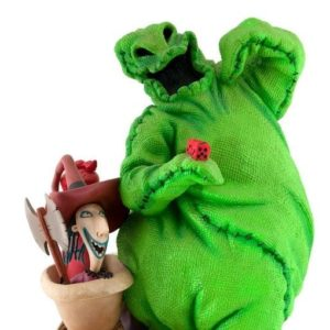 L'étrange Noël de Monsieur Jack : Oogie Boogie with Lock Shock & Barrel Big Fig - DISNEYLAND