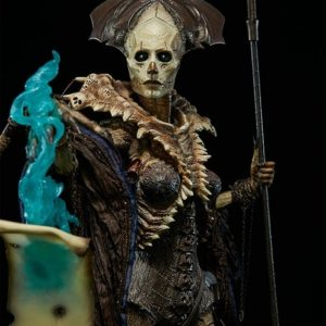Court of the Dead: Xiall The Osteomancer Premium Format Figure - SIDESHOW COLLECTIBLES